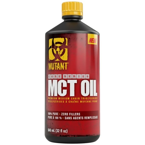 Mutant Core MCT Oil | EFA/Oils - The UK's Number 1 Sports Nutrition Distributor | Shop by Category – The UK's Number 1 Sports Nutrition Distributor | Tropicana Wholesale