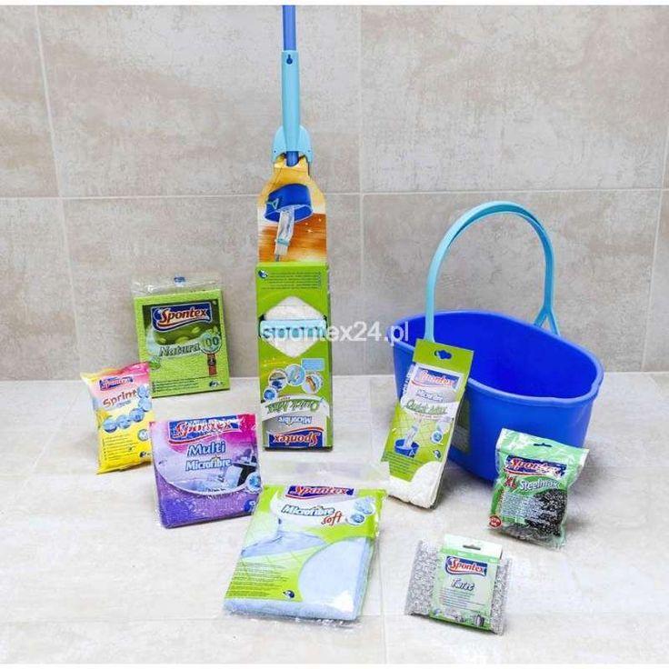 ZESTAW Wiosenne sprzątanie | Sklep Spontex