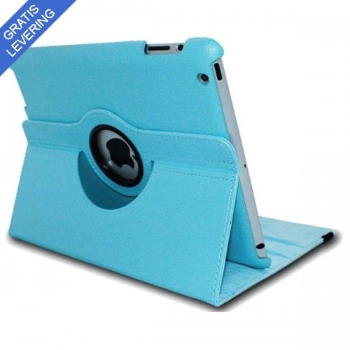 IPad Air 360 cover - Lyseblå