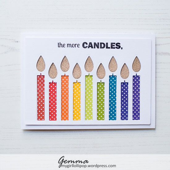 The More Candles, The Bigger The Wish! – mygirllollipop