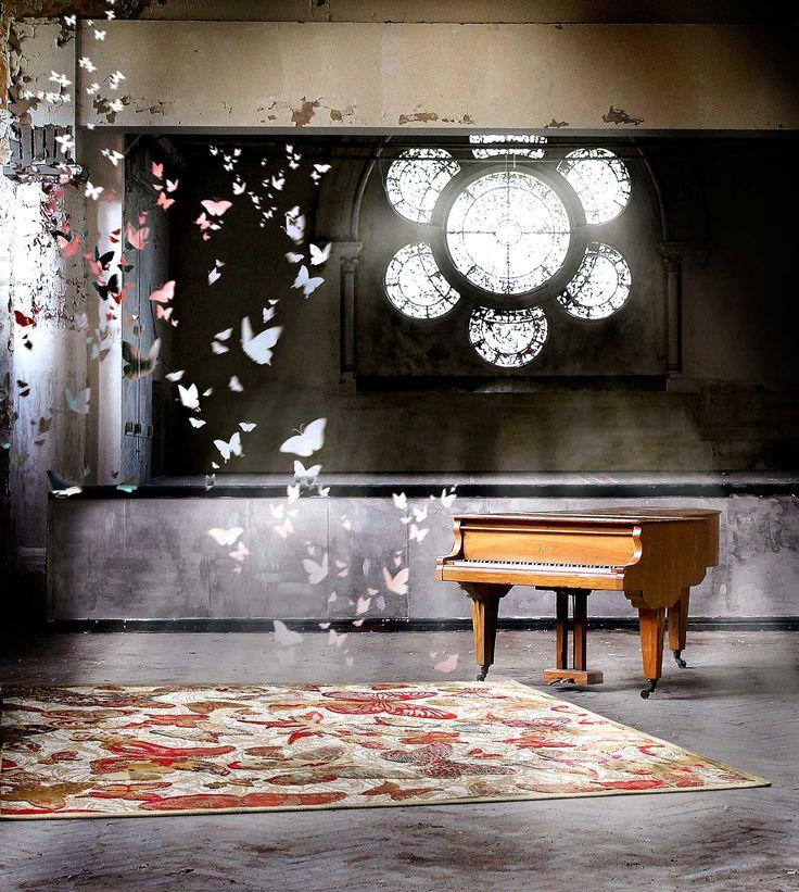 Oltre 25 fantastiche idee su tappeto bianco su pinterest - Tappeto bianco nero ...