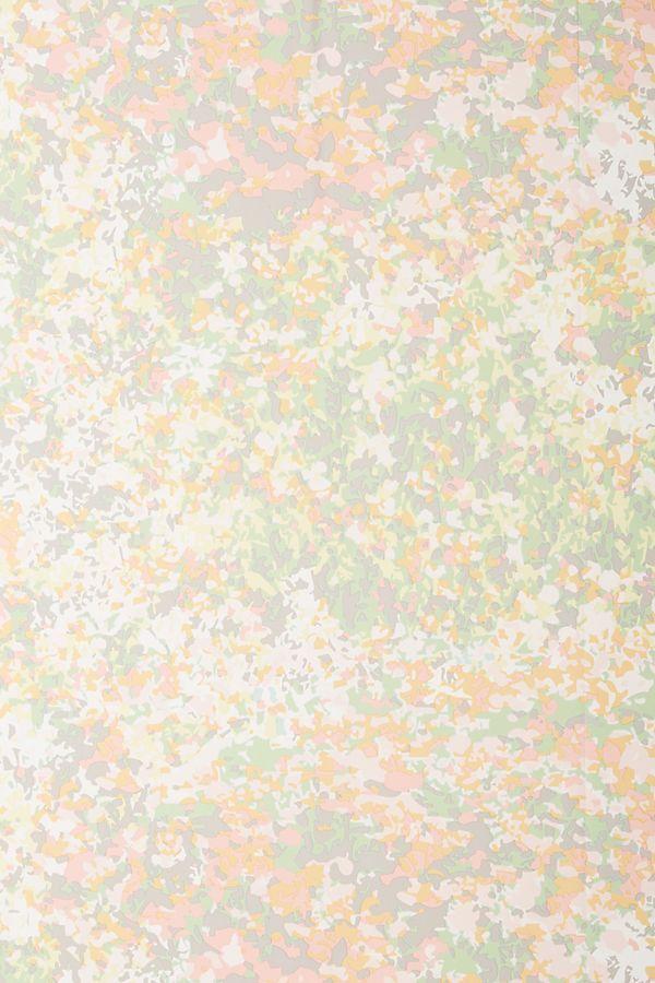 Slide View: 2: Floral Field Wallpaper