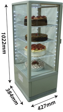 Cake Sandwich Drinks Display Fridge All Glass Walls Bakery Pinterest Products Infos And Glass Walls