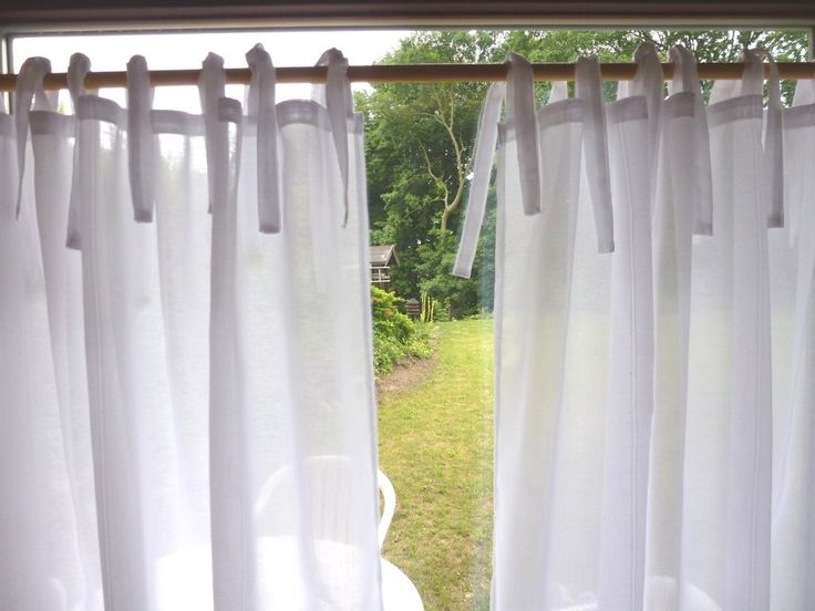 GARDINEN 2 SCHALS SHABBY 100 cm x 120 cm je SCHAL Maße auch nach Wunsch | eBay