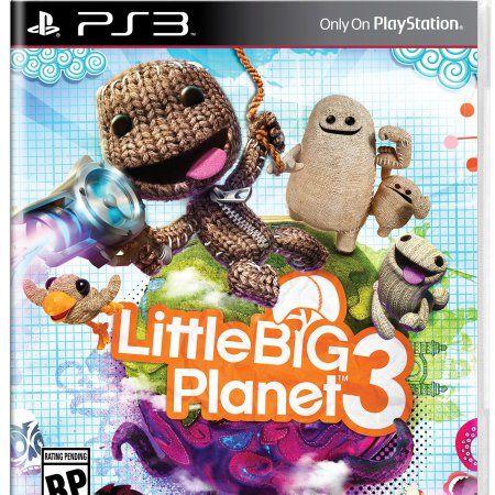 Wal-Mart.com USA LLC -Sony Littlebigplanet 3  Action/adventure Game  Playstation 3 (98362)