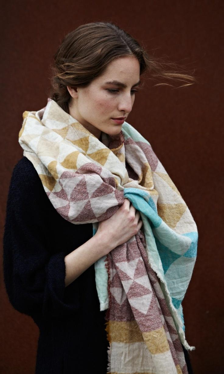 Giza Wool Scarf