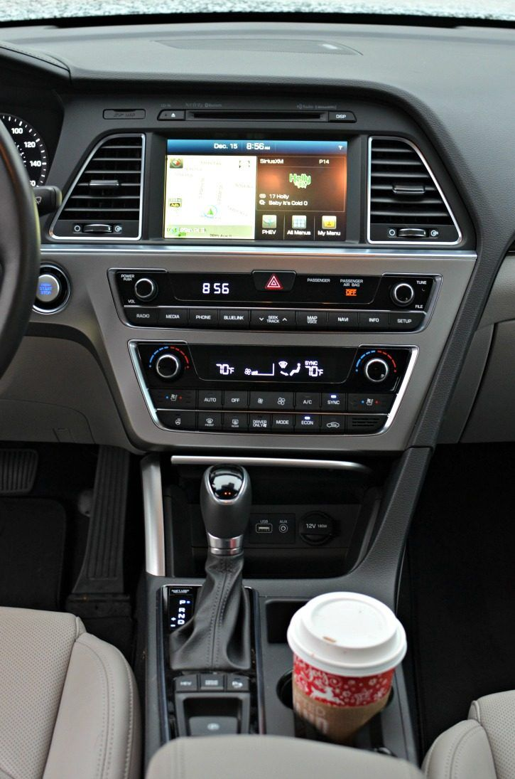 Hyundai Sonata Plug-In Hybrid