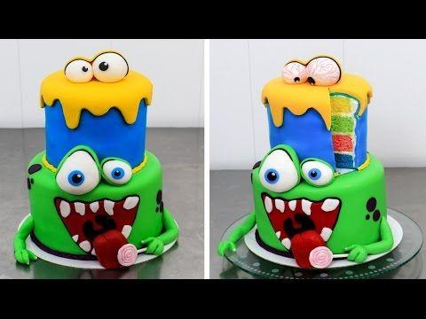 Torta Monstruo