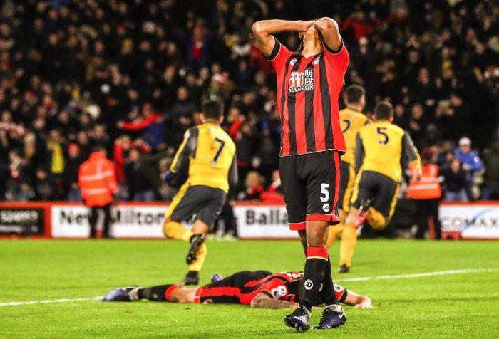 Premier League!! Bournemouth 3-3 Arsenal (RESULT)