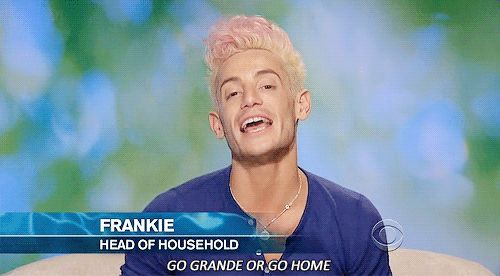 Frankie is Ariana Grande's Brother But Did Telling Everyone Help or Hurt His Game on 'Big Brother'? | Bustle