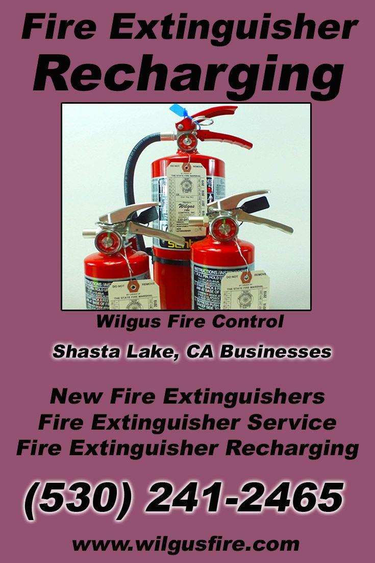 Fire extinguisher recharging shasta lake ca 530 2412465
