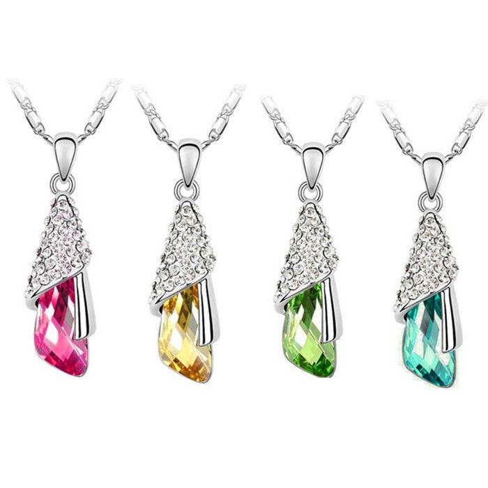 Temukan dan dapatkan Kalung Swarovski Crystal Elements Gift Sale hanya Rp 200.000 di Shopee sekarang juga!…