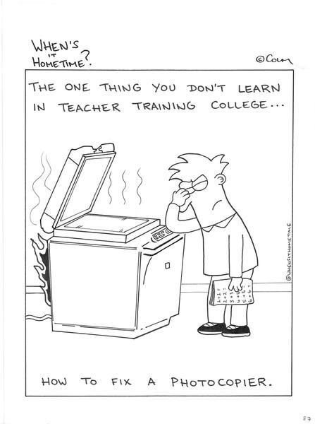 15 Comics That Are Spot On With Teaching in December – Bored Teachers