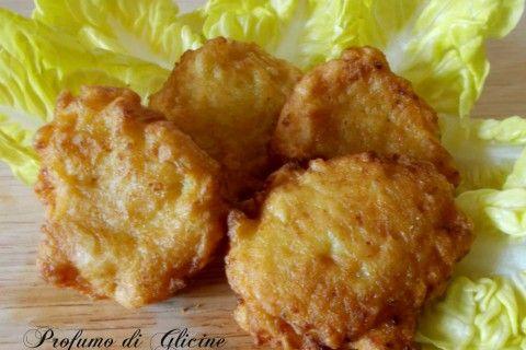 Frittelle di cavolfiore – ricetta veloce