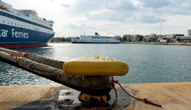 PNO: No Ferries in Greece on November 24 Due to Strike.