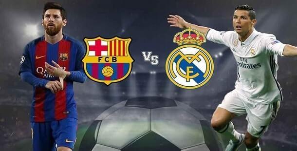 Jogo Barcelona X Real Madrid Ao Vivo Hoje Transmissao Tv