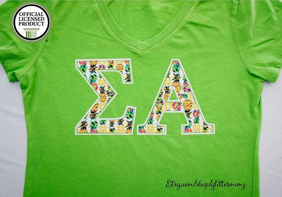Sorority Shirt Sigma Alpha Shirt Tank Sweatshirt Hoodie with