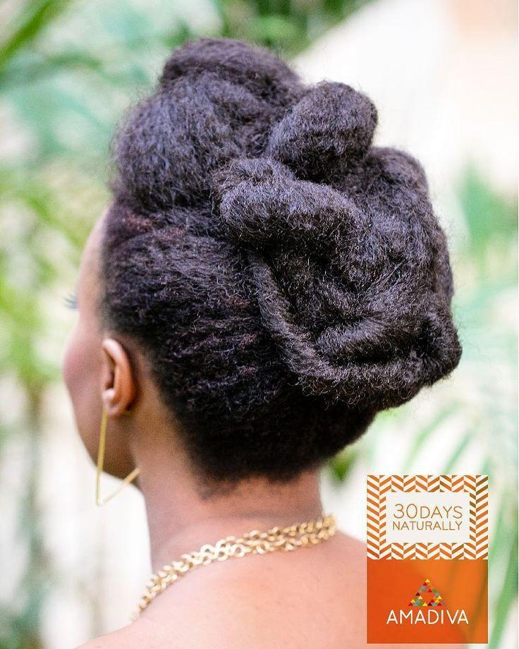[Pics] Nairobi Salon Gives Natural Hair Makeovers to 30