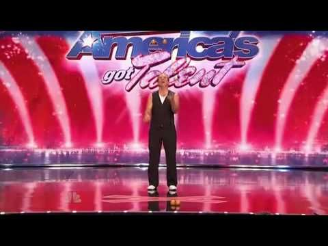America's Got Talent 2010 - Audition 5 - Nick Pike