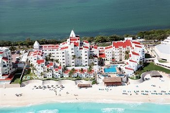 GR Caribe By Solaris Deluxe All Inclusive Resort Exterior (In Cancun (Cancun Hotel Zone)) Avg.MXN$438.67
