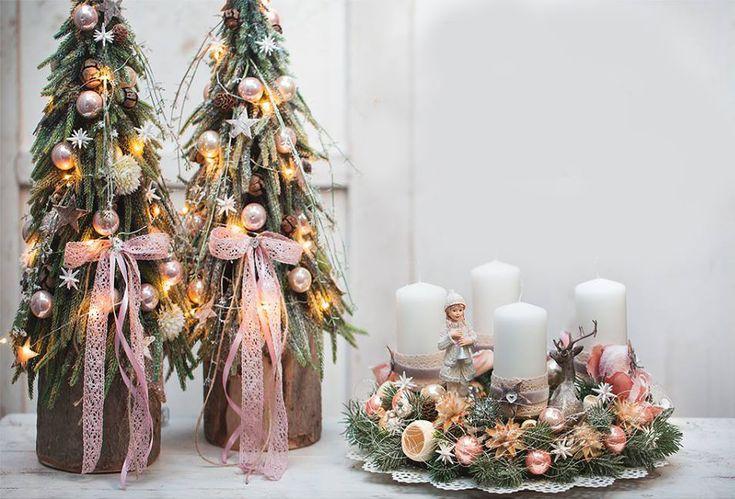 POZVÁNKA NA VÝSTAVU VIANOCE NA HORÁCH Príďte si k nám pohladiť dušu a nadýchať sa vianočnej atmosféry. Máme pre vás opäť pripravené množstvo aranžmánov, adventných vencov, stromčekov a svietnikov z našej originálnej floristickej dielne.