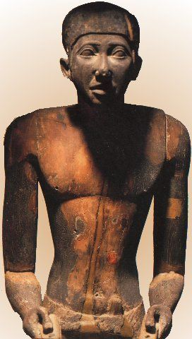 Imhotep was an important figure in Ancient Egyptian medicine.  The Egyptians - not the ancient Greeks - were the true fathers of medicine. The research team from the KNH Centre for Biomedical Egyptology at The University of Manchester discovered the evidence in medical papyri written in 1,500BC - some 1,000 years before Hippocrates was born. http://www.telegraph.co.uk/science/science-news/3293164/How-Imhotep-gave-us-medicine.html