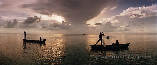Fishermen, Isla Providencia, Colombia | Macduff Everton | Our Green Nation