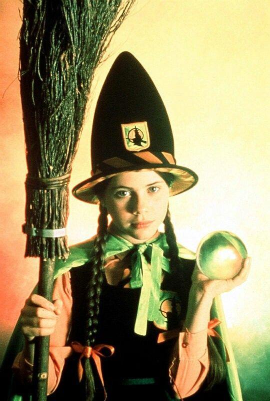 Fairuza Balk in The Worst Witch (1986)