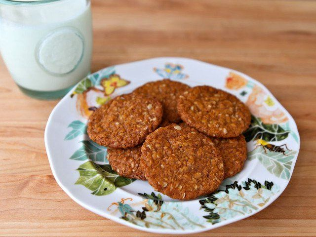 Anzac Biscuits 2