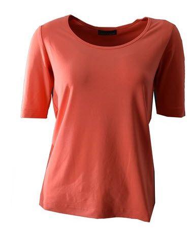 T-shirt, coral, €39