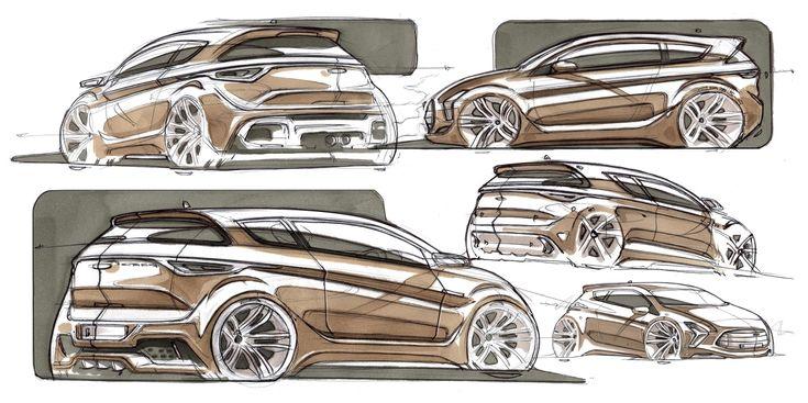 CarDesign Display: best work portfolio and offline - Cardesign.ru - The main resource of the vehicle design. The design of the car. Portfolio. Gallery. Projects. Design Forum.