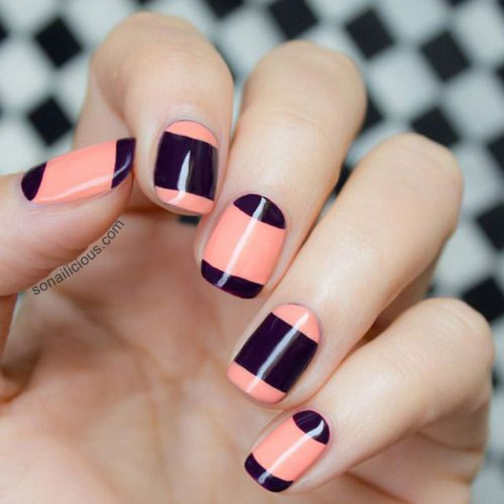 The 111 best Creative Nails images on Pinterest   Nail design, Cute ...