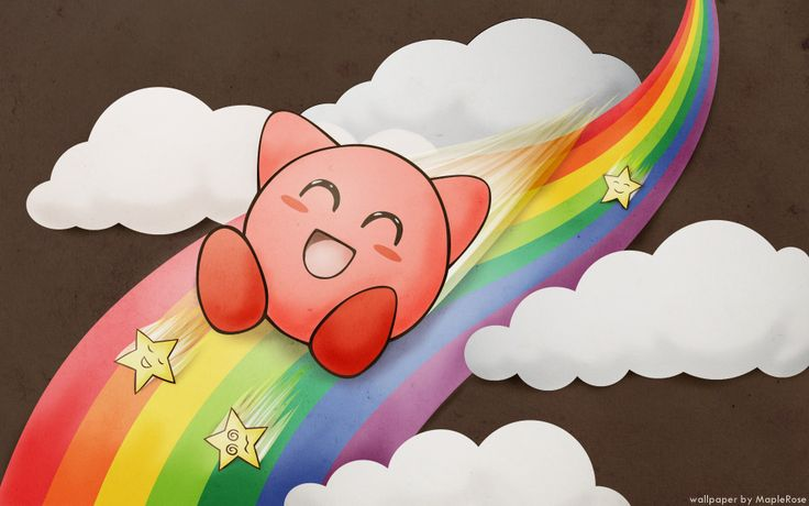 kirby crosssovers | Kirby, Kirby (Character) Wallpaper