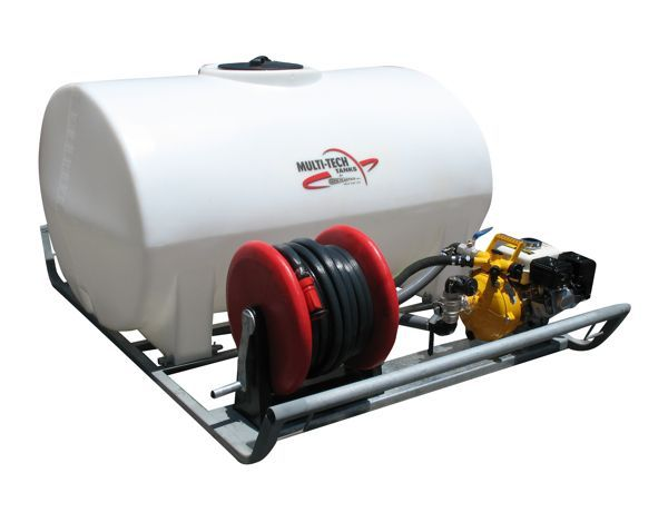 FF1500C  1500 Litre Skid Mounted Firefighter Unit Durable UV…
