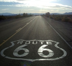 Bike Route 66, which will stretch from Chicago to Los Angeles, is part of the first big push to establish official national bike routes, the cycling equivalent of interstate highways.