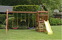 DIY swing set plans for kids