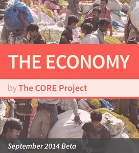 "A High-Quality, Free Economics Textbook.  The textbook's tagline is ""Teaching economics as if the last three decades had happened.""  Free online!"