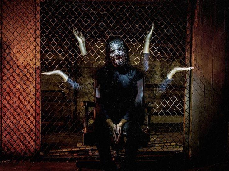 Барабанщик Slipknot рассказал о своем приходе в группу - http://rockcult.ru/slipknot-drummer-about-joining-the-band