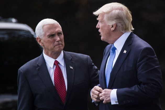 Trump Pence will be fired soon! See http://www.huffingtonpost.com/entry/the-death-rattle-of-the-trump-presidency-has-begun_us_592498d6e4b0dfb1ca3a0f1b