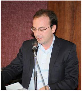 ΜΑΝΤΕΙΟ ΔΩΔΩΝΗΣ ΙΩΑΝΝΙΝΩΝ: Ο βουλευτής Άρτας του ΣΥΡΙΖΑ, Βασίλης Τσίρκας, συμ...