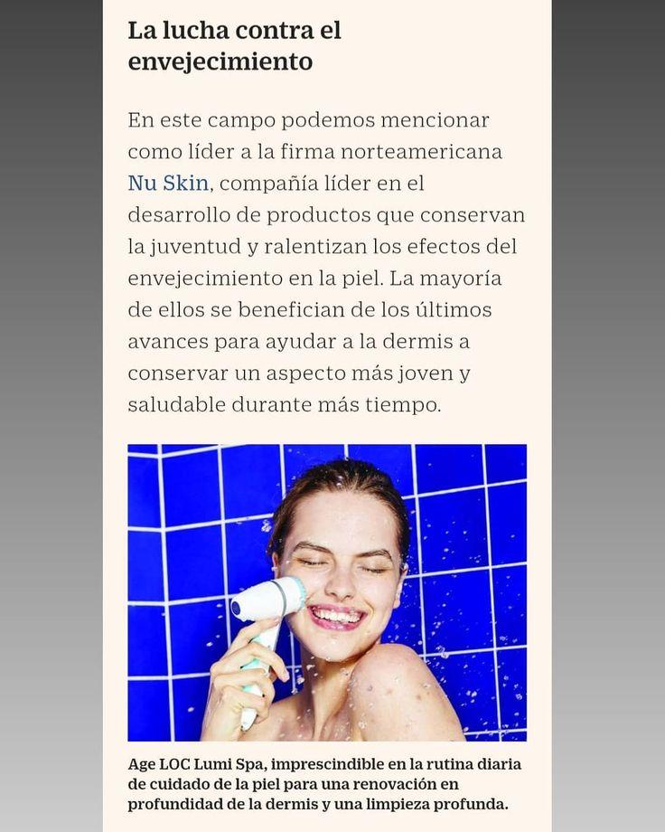 Nu Skin, la mayor compañía líder en cosmética y tecnologia avanzada que te p…
