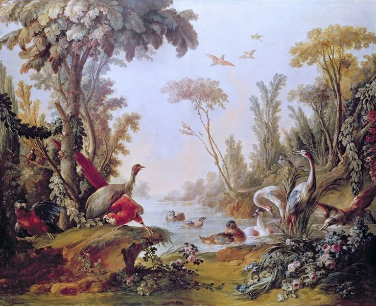 Tablouri canvas Francois Boucher