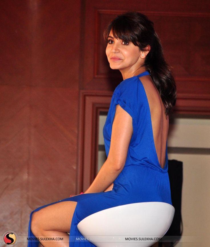 Anushka Sharma Unveils Nivea's 'Flaunt Your Back' Campaign
