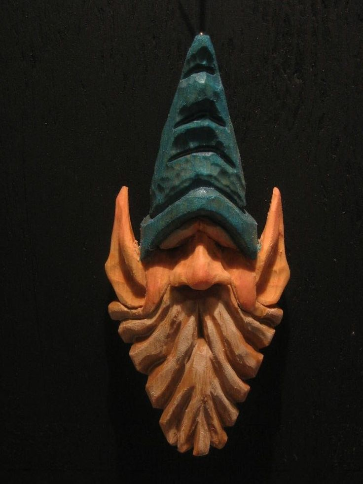 The best images about a carvings gnomes santas on