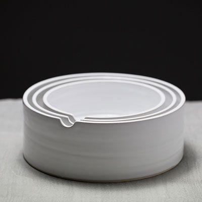 Nordic Collection Triple Bowl Set