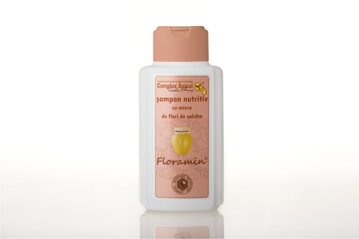 Floramin sampon nutritiv Nourishing acacia honey shampoo