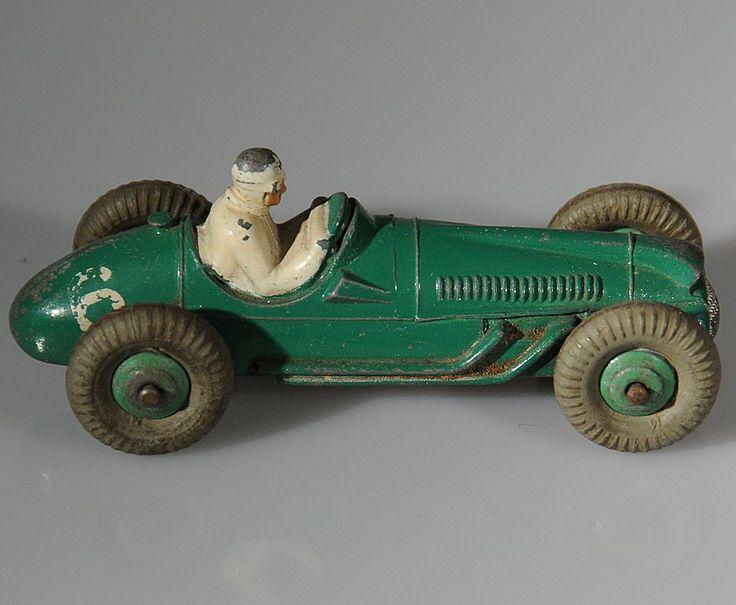 Racing Car - Dinky Toys (UK) #thinkigotit