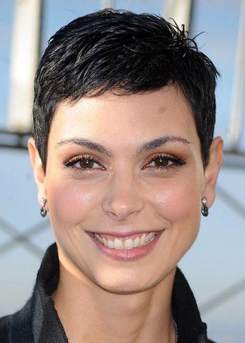 Morena Baccarin Hair Styles Hair Cuts Short Pixie