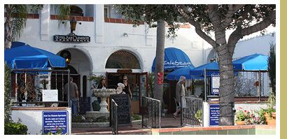 Cafe Calypso Menu San Clemente