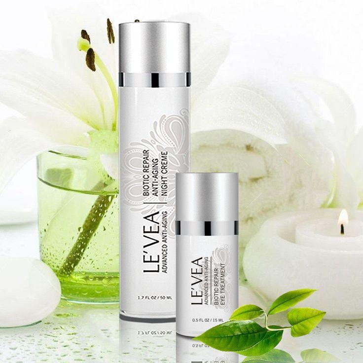 Youth Treatment: Eye Wrinkle Treatment + Night Repair Cream